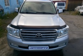 чип-тюнинг Toyota Land Cruiser 200 4.5D 235 л.с, дизель в петрозаводске, в карелии